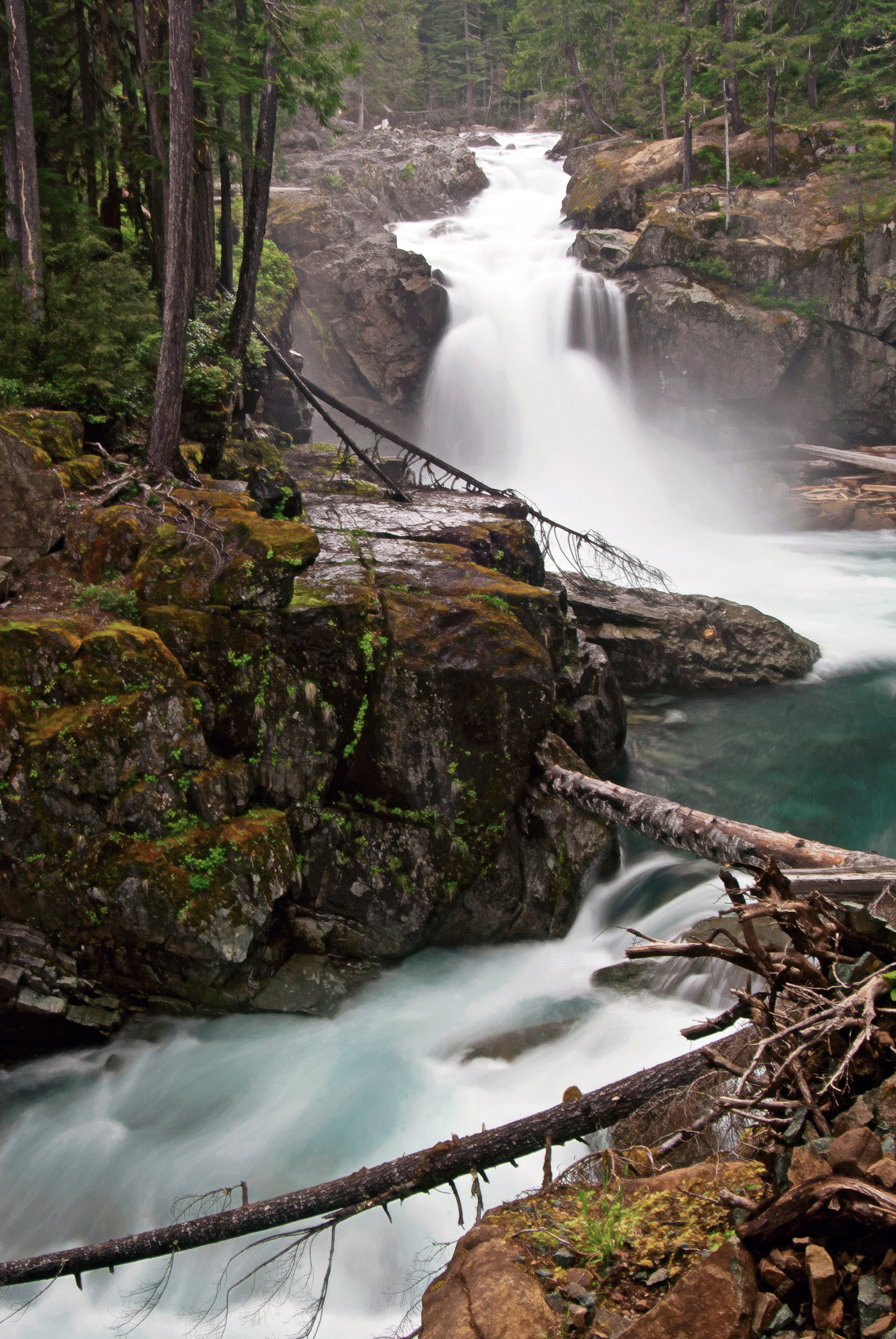 silver falls by doug s